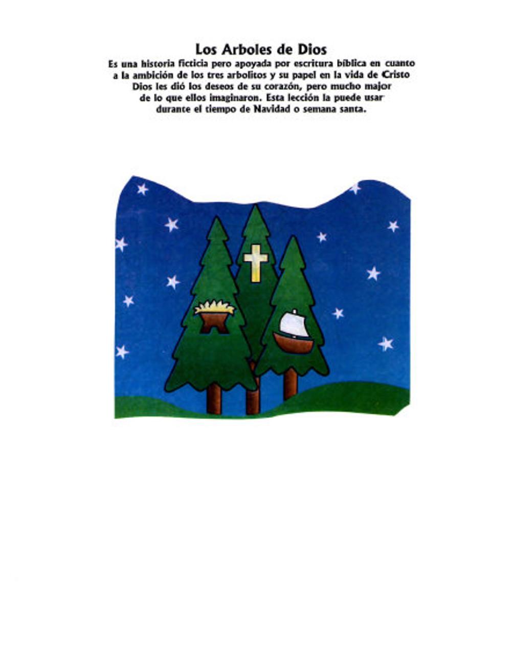 Los Arboles de Dios (God's Trees)