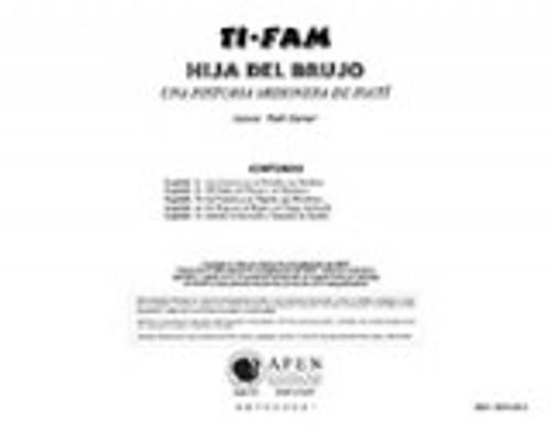 Ti-Fam: La Hija del Brujo (libro de texto)
