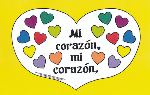 Mi Corazon (Here is My Heart)