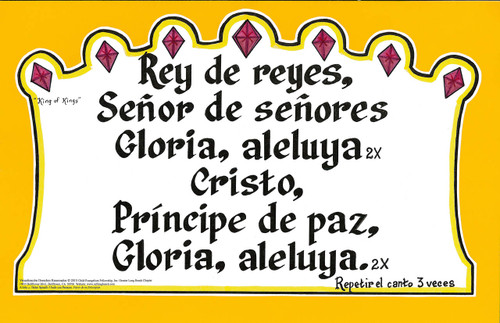 Rey de Reyes ( King of Kings)
