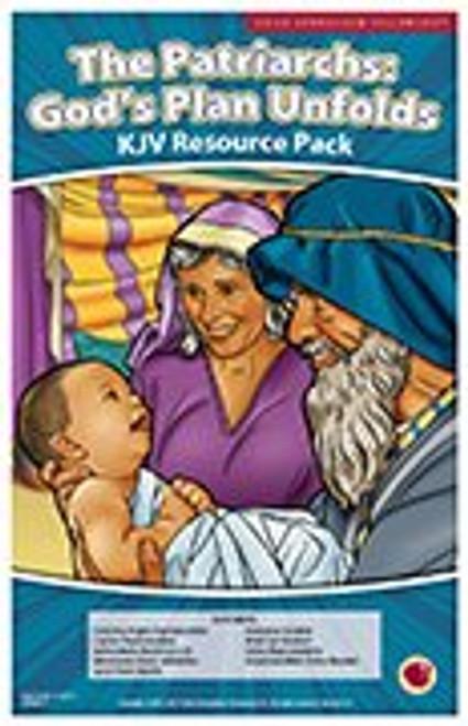 The Patriarchs: God's Plan Unfolds 2017 (resource pack KJV)