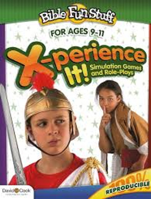 Bible Fun Stuff For Ages 9-11 X-perience it!