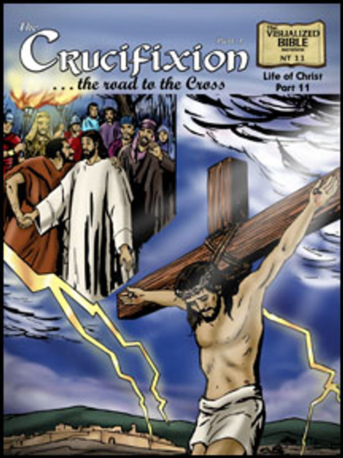 The Crucifixion Part 1 (visuals only)