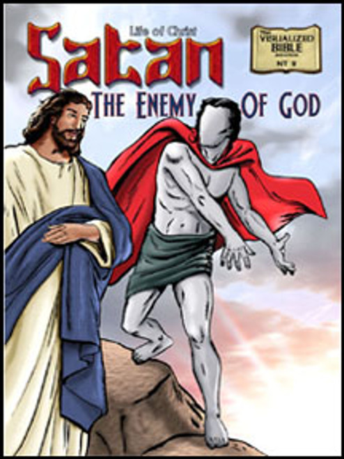 Satan The Enemy of God (visuals only)