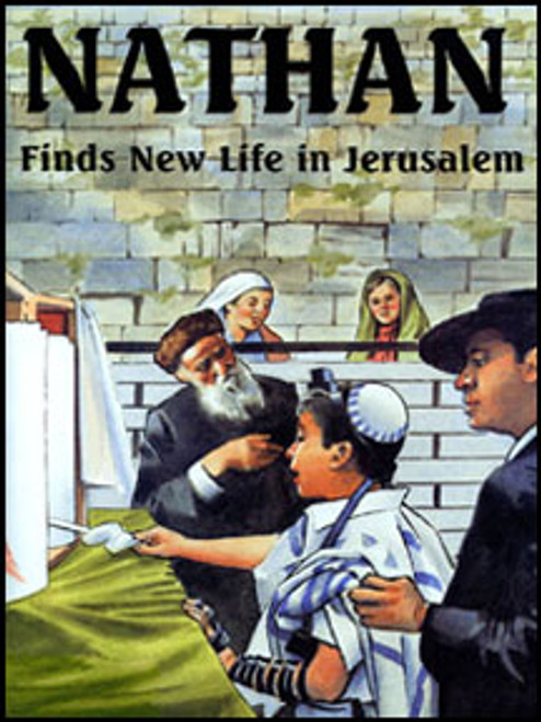 Nathan Finds New Life in Jerusalem (flashcards)
