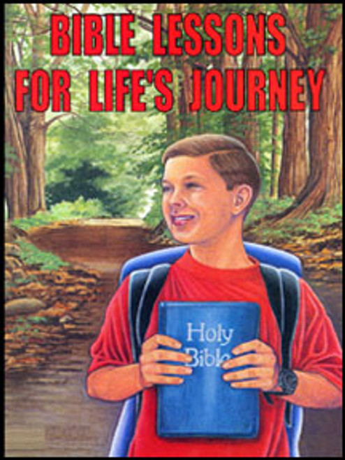 Bible Lessons for Life's Journey (visuals w/text)