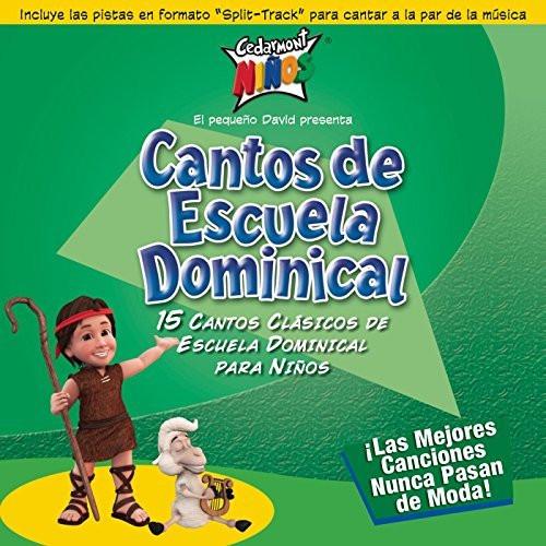 Cantos de Escuela Dominical (music cd)