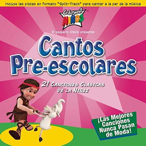 Cantos Pre-escolares (music cd)