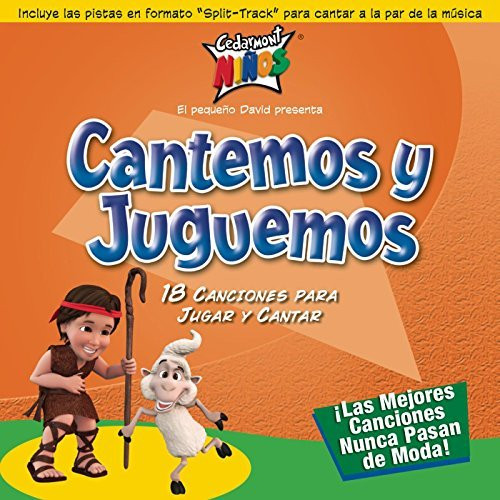 Cantemos y Juguemos (music cd)