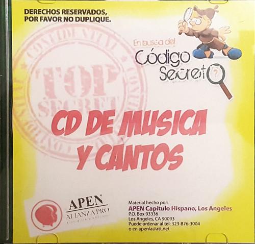 En Busca Del Codigo Secreto (music cd)