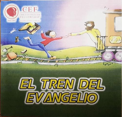 El tren del evangelio (music cd)