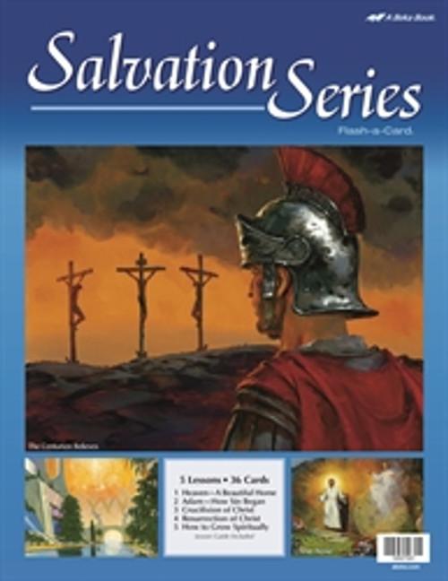 Salvation Series (12x15.5)