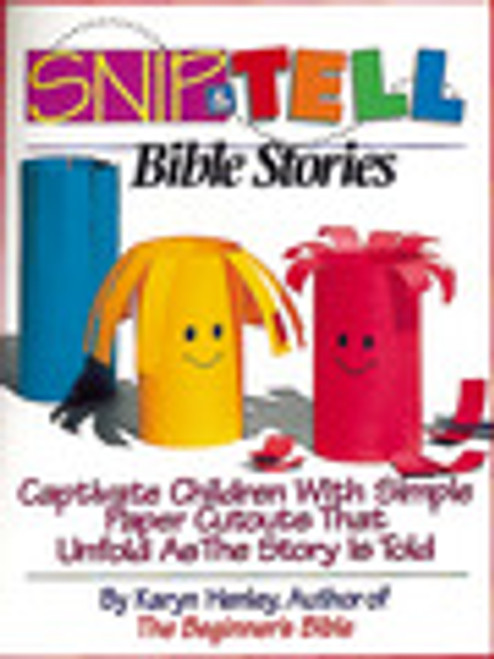 Snip &Tell Bible Stories