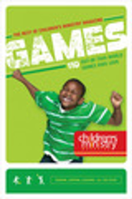 The Best of Children's Ministry Magazine Games
