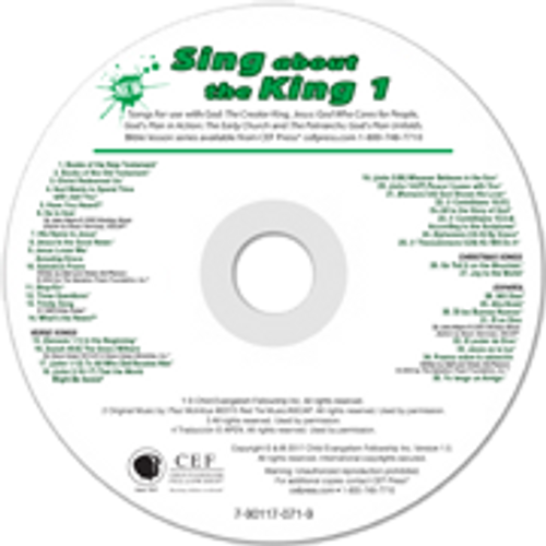 Sing About the King 1 (2017)