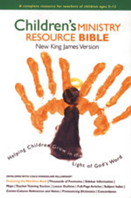 Children's Ministry Resourse Bible NKJV