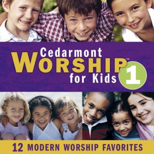 Cedarmont Worship For Kids #1