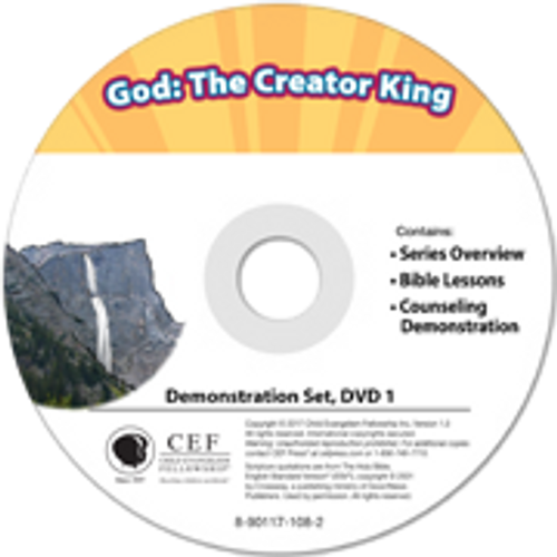 God: The Creator King (demo) 2017