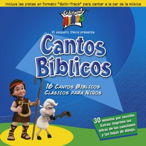 Cantos Biblicos (music cd)