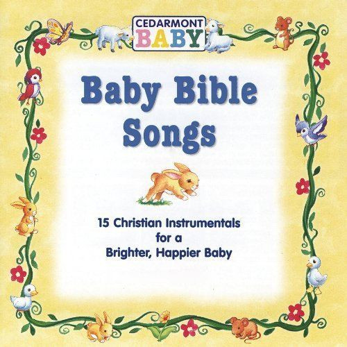 Baby Bible Songs (music cd)
