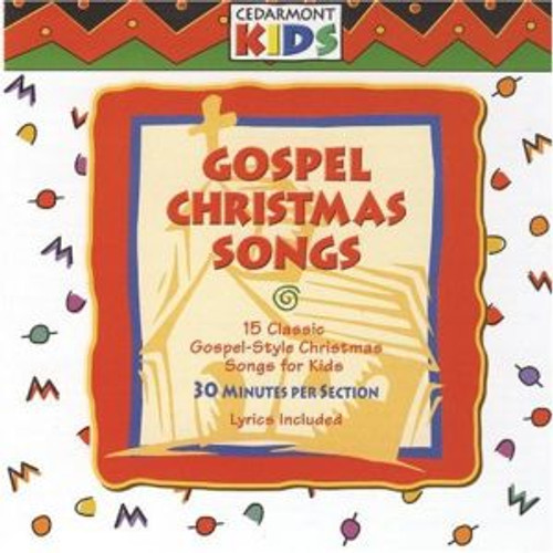 Gospel Christmas Songs (music cd)