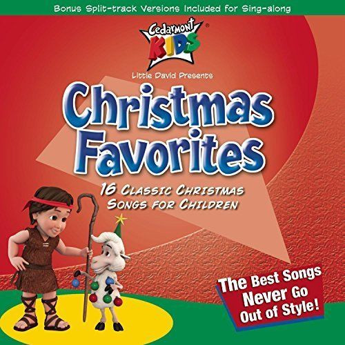Christmas Favorites (music cd)