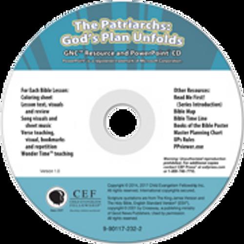 The Patriarchs: God's Plan Unfolds (PPT) 2017