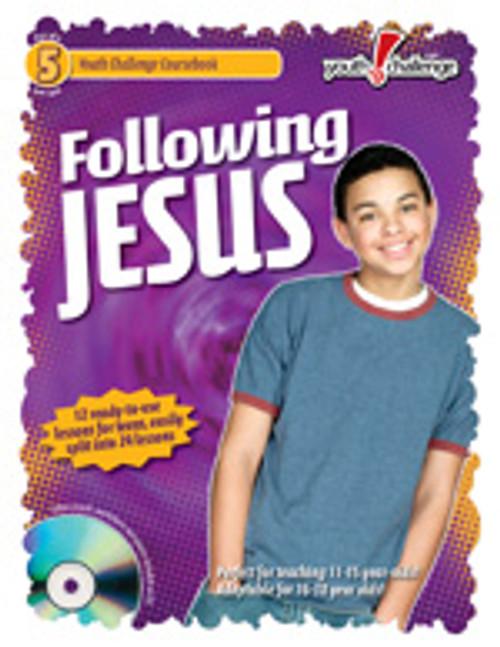JYC Curriculum Following Jesus