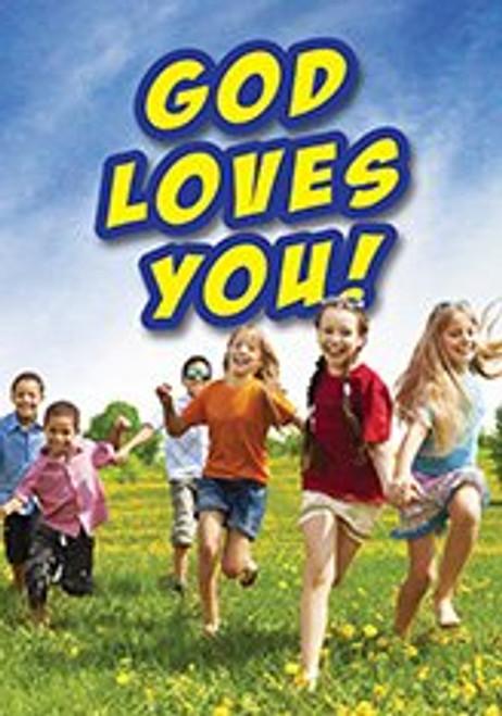 God Loves You! (tract) KJV