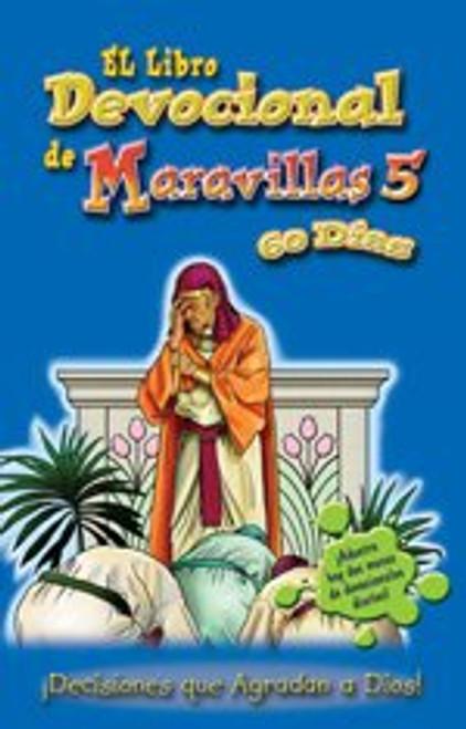 60 Dias Devocional de Maravillas 5