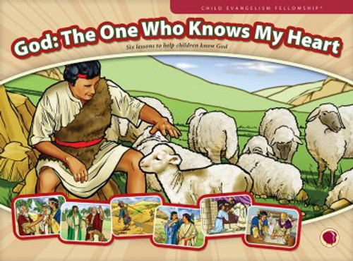 God: The One Who Knows My Heart 2018 (flashcards)