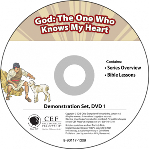 God: The One Who Knows My Heart 2018 (demo)