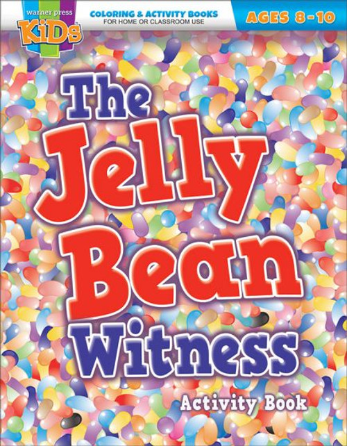The Jelly Bean Witness (activity book)