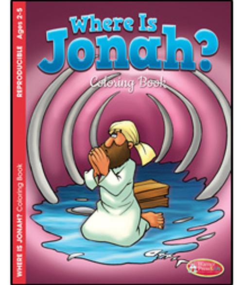 Where is Jonah?