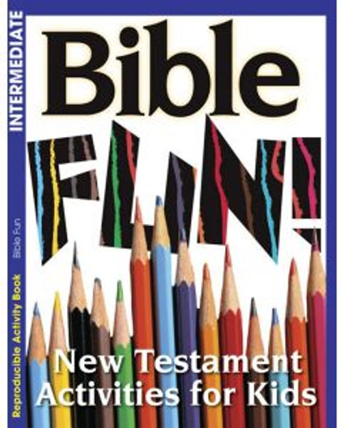 Bible Fun New Testament (activity book)