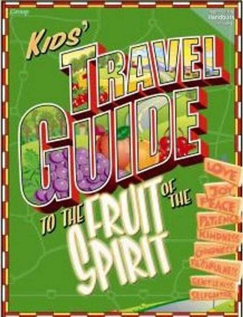 Kids Travel Guide Fruit of the Spirit