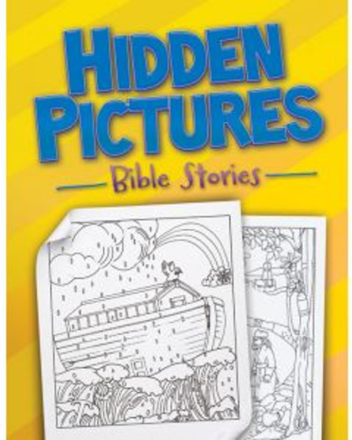 Hidden Pictures Bible Stories (activity book)