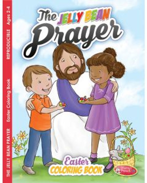 The Jelly Bean Prayer (coloring book)