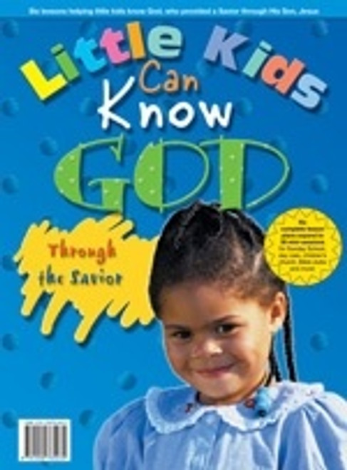Little Kids Can Know God through the Savior