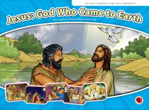 Jesus: God who came to earth (flashcards) 2018