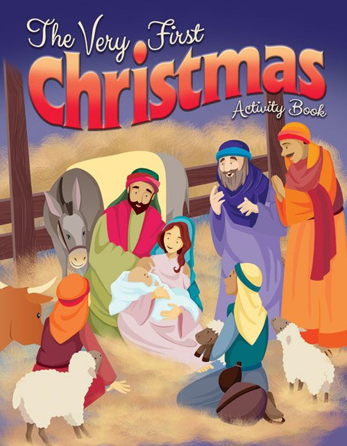 The Very First Christmas (activity book)