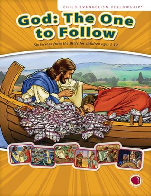 God: The one to follow 2018 (teachers manual)