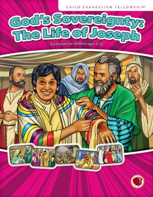 God's Sovereignty: The Life of Joseph 2019 (teachers manual)