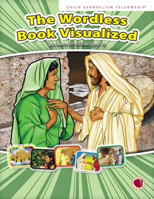 The Wordless Book Visualized 2019 (teachers manual)