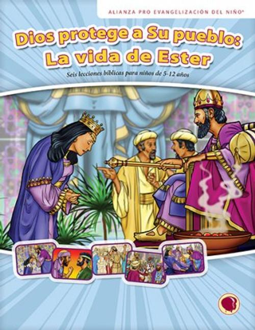 Dios Protege Su Gente: La Vida de Ester 2019 (manual del maestro)