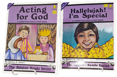 Acting for God & Hallelujah! I'm Special (while supplies last)