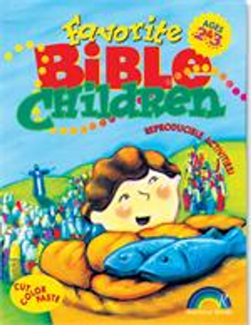 Favorite Bible Children - Ages 2&3