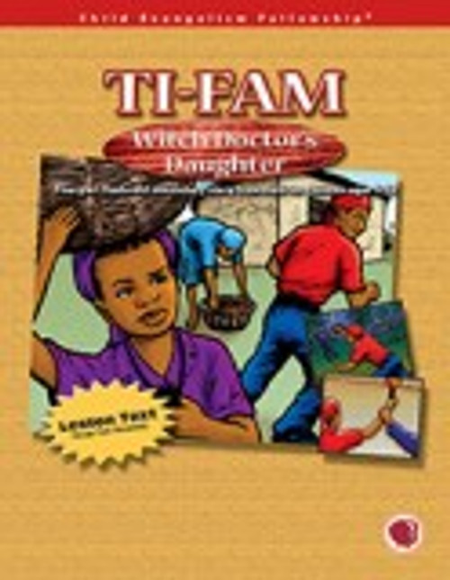 Ti-Fam: Witch Doctor's Daughter (text book)