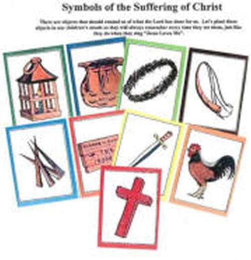 Symbols of the Suffering of Christ (object story)