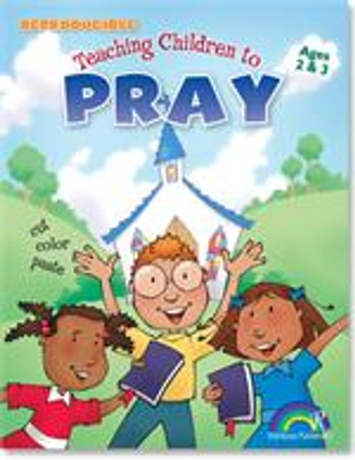 Teaching Children to Pray Ages 2&3